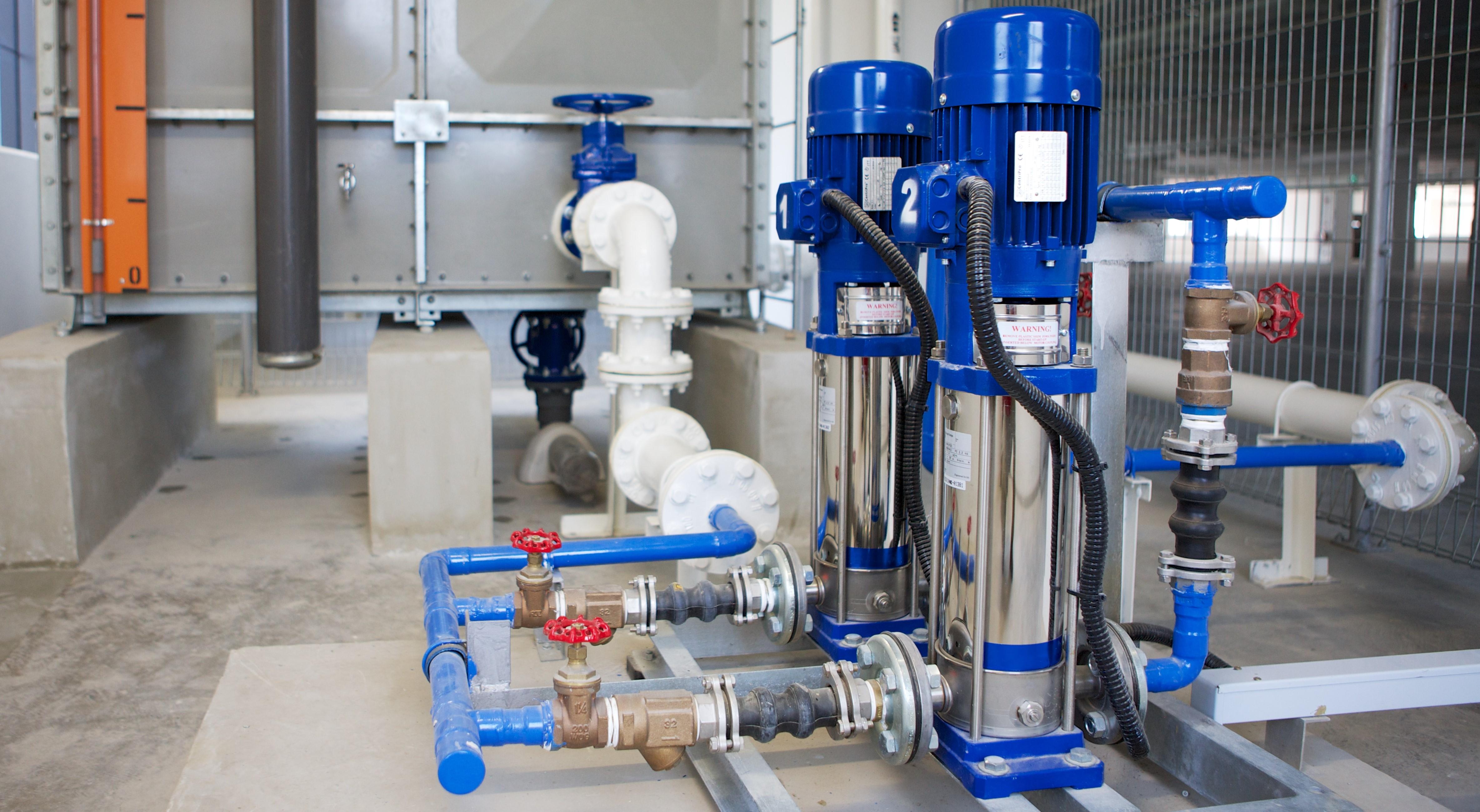 Leading group sac administradora de edificios y condominios for Compresor hidroneumatico